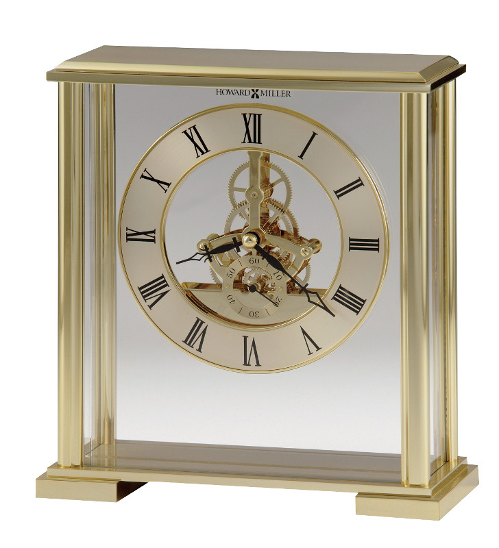 Howard miller fleetwood mantel clock